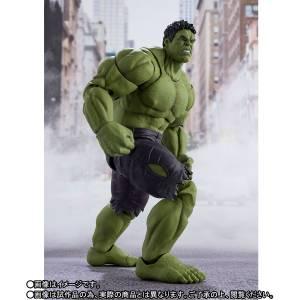 SH Figuarts Hulk AVENGERS ASSEMBLE EDITION [Bandai]