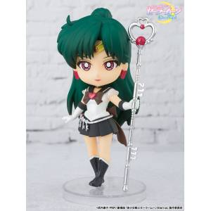 Figuarts Mini Sailor Moon - Super Sailor Pluto -Eternal edition- [Bandai]