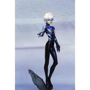 Evangelion Shin Gekijouban - Nagisa Kaworu - PM Figure Damaged box [Sega]