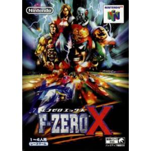 F-Zero X [N64 - used good condition]