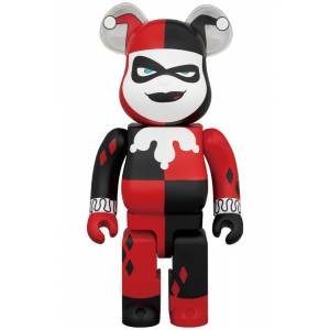 BE@RBRICK / BEARBRICK HARLEY QUINN (BATMAN The Animated Series Ver.) 1000% LIMITED EDITION [Medicom Toy]
