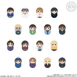 Coo'nuts Detective Conan 2 14Pack BOX (CANDY TOY) [Bandai]