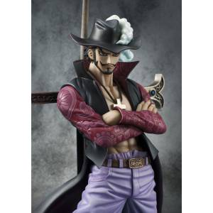 One Piece POP / Portrait Of Pirates NEO-DX - Dracule Mihawk Ver.2