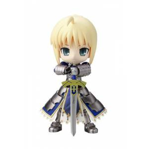 Fate/Stay Night - Saber Posable Figure [Cu-poche]