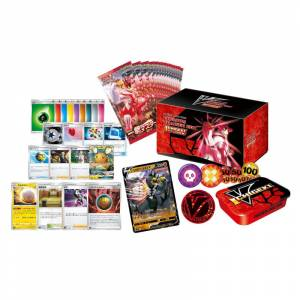 Pokemon Card Game Sword & Shield Premium Trainer Box (Ichigeki) [Trading Cards]