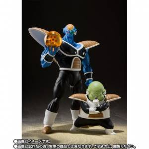 SH Figuarts Burter & Guldo Dragon Ball Z Limited Edition [Bandai]