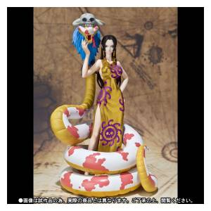 "One Piece - Boa Hancock & Salome ""We look Good in Gold too"" Ver - Edition Limitée [Figuarts ZERO]"