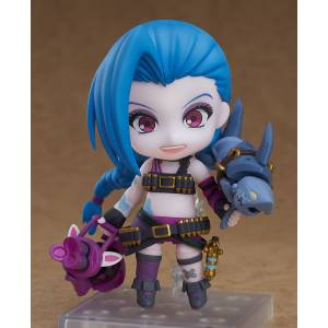 Nendoroid Jinx League of Legends [Nendoroid 1535]
