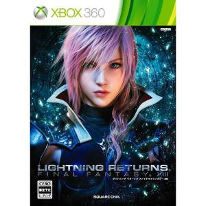 Final Fantasy XIII Lightning Returns - édition standard [X360]