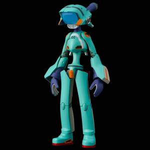 FLCL - Fooly Cooly Canti (Blue) [Sentinel]
