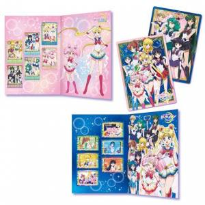 Sailor Moon Eternal Premium Carddass Collection 2 types set [Trading Cards]