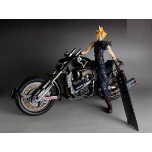 Final Fantasy VII - Cloud & Hardy Daytona [Play Arts]