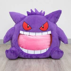 Pokemon Gengar  - Zettai ni Name Raretai Gangar - LIMITED EDITION [Bandai]