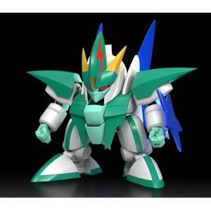 PLAMAX MS-11 Mashin Hero Wataru - GENOUMARU Plastic Model [Max Factory]