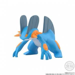 Pokemon Scale World Hoenn Region Swampert Limited Edition [Bandai]