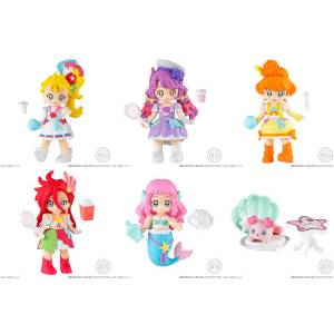 Tropical-Rouge! Pretty Cure Pre Cute 10Pack BOX CANDY TOY [Bandai]