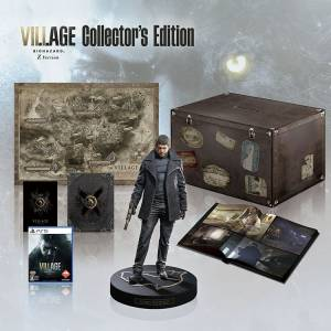 Resident Evil / Biohazard Village COLLECTOR'S EDITION CERO Z Version [PS5]