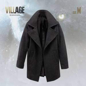 Resident Evil / Biohazard Village Coat Buttonless chester coat Chris Redfield Ver. (M size) [Goods]