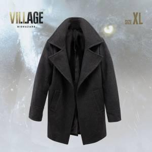 Resident Evil / Biohazard Village Coat Buttonless chester coat Chris Redfield Ver. (XL size) [Goods]
