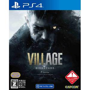 Resident Evil / Biohazard Village CERO Z Version [PS4]