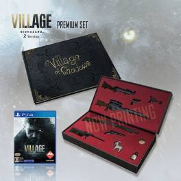 Resident Evil / Biohazard Village Premium Set CERO Z Version [PS4]