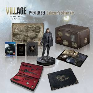 Resident Evil / Biohazard Village Premium Set (COLLECTOR'S EDITION Ver.) CERO Z Version [PS4]