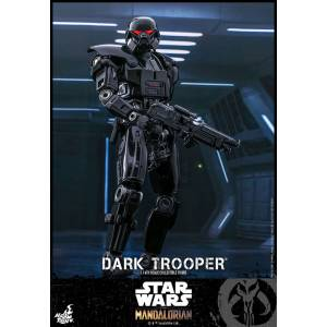 TV Masterpiece The Mandalorian - Dark Trooper [Hot Toys]