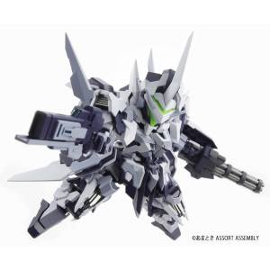 SUPER ROBOT HEROES ExCreR Rollout White Ver. Plastic Model [Wave]
