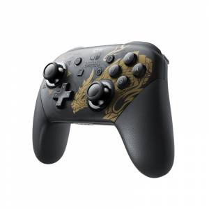 Nintendo Switch Pro Controller Monster Hunter Rise Special Edition [Switch]