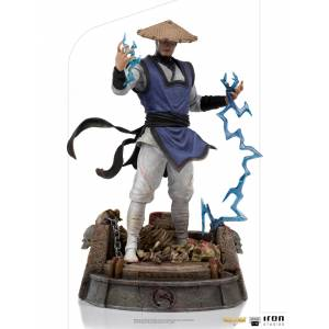 Art Scale Mortal Kombat - Raiden [Iron Studio]