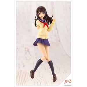 Sousai Shoujo Teien Yuuki Madoka Touou High School, Winter Uniform Plastic Model Reissue [Kotobukiya]