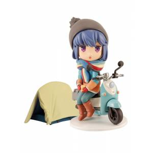 Yuru Camp SEASON 2 Mini Figure Rin Shima [Plum]