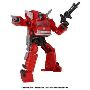 Transformers Kingdom KD-10 Autobot Inferno [Takara Tomy]