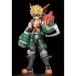 My Hero Academia Katsuki Bakugo Plastic Model [Moderoid]