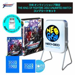 THE KING OF FIGHTERS 2002 UNLIMITED MATCH Complete Set [PS4]