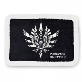 Monster Hunter 4 - Bath Mat Emblem design [Goods]