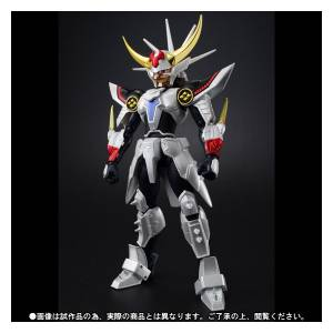 Yoroiden Samurai Troopers Armor Plus - Kikoutei Rekka (Guardian Invocation Color Ver.) [Tamashii Web Limited]