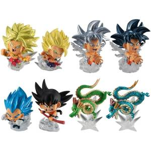 Dragon Ball Super Warriors Figure 5 12Pack BOX (CANDY TOY) [Bandai]