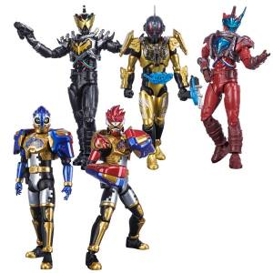 SHODO-O Kamen Rider 6 10 Pack BOX (CANDY TOY) [Bandai]