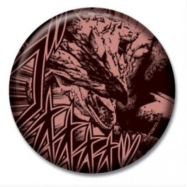 Monster Hunter - Tin Badge Vol.5 - No.2 [Goods]