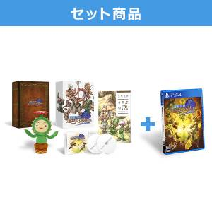 Legend of Mana Collector's Edition Square Enix e-store Limited Edition (Multi Language) [PS4]