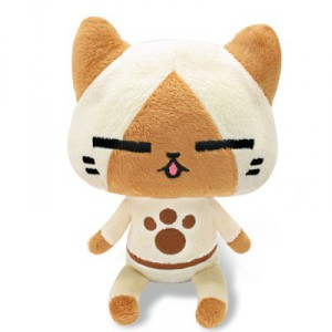 Osuwari Stuffed Doll - Sleeping Airou [Goods]