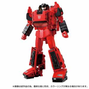 Transformers Masterpiece MP-39 + Spinout LIMITED [Takara Tomy]