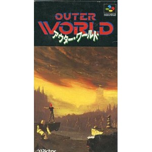 Outer World / Out of this World [SFC - Used Good Condition]