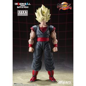 SH Figuarts Dragon Ball Fighter Z - Son Goku SSJ Clone Games Battle Hour Exclusive Edition [Bandai]