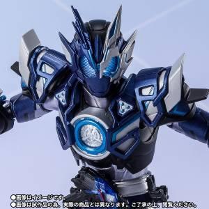 SH Figuarts Kamen Rider Orthoros Vulcan Limited Edition [Bandai]