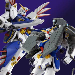 MG 1/100 Gundam F90 Mission Pack R Type & V Type Limited Edition [Bandai]