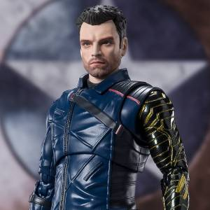 SH Figuarts The Falcon and the Winter Soldier - Bucky Barnes LIMITED EDITION [Bandai]