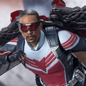 SH Figuarts The Falcon and the Winter Soldier - Falcon LIMITED EDITION [Bandai]