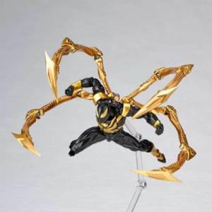 Amazing Yamaguchi Iron Spider Black LIMITED EDITION [Amazing Yamaguchi 023 EX]
